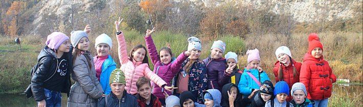 Экскурсия учеников 3в класса в Юматовский этнографический музей и на Голубое озеро в Кармаскалинском районе.