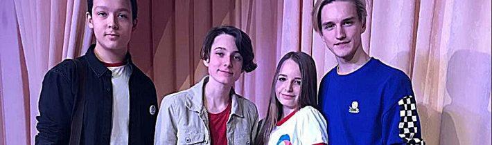Городской слёт активистов Российского движения школьников (РДШ)