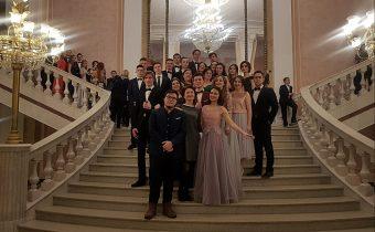 Литературно — музыкальный бал — 2019, посвящённый Году театра в России