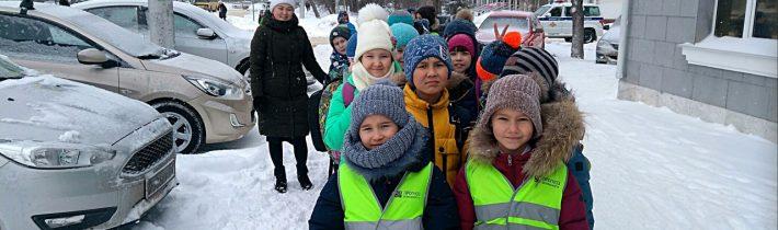Акция «Безопасный путь» по профилактике детского дорожно-транспортного травматизма