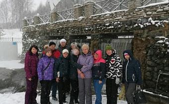 Выездной семинар учителей — географов Кировского района