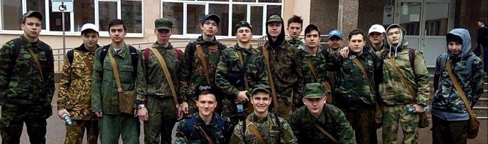 10 классы. Учебные военно-полевые сборы