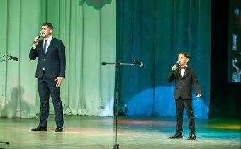 2Д. Открытие Гала-концерта «Обнимая небо!»