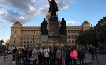 ЮНЕСКО. Незабываемое путешествие в Чехию