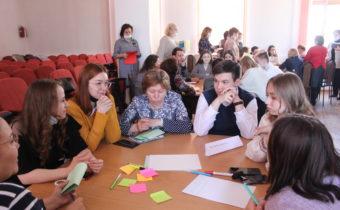 10 — 11 классы. «Проектная сессия»