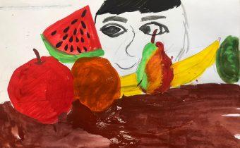 1 — 5 классы. Конкурс рисунков «Быть здоровым — это круто!»